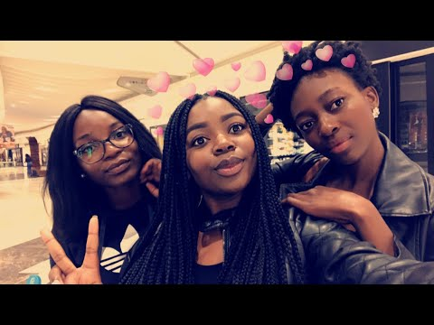 Date Night With The Girls | Movie Night | VLOG | Namibian YouTuber