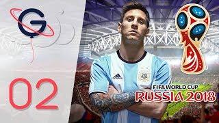 FIFA 18 COUPE DU MONDE FR #2 : France - Argentine (1/8 de finale)