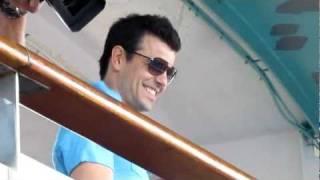 NKOTB Cruise 2011 - Sail Away Party - part 1