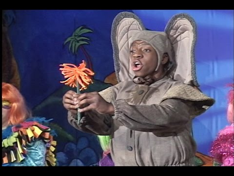 SEUSSICAL Starring Michael Luwoye (HAMILTON) as Horton in 2005 (Full Show)