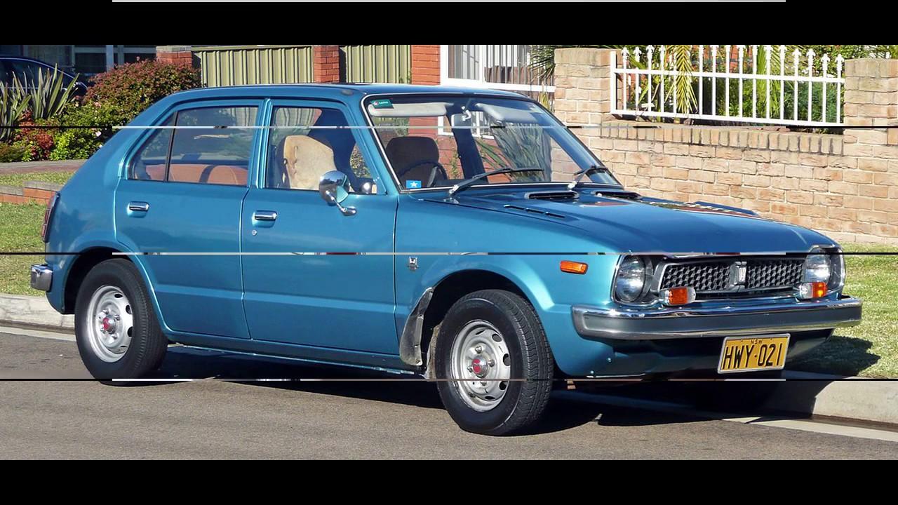 Honda Civic 1972 Model