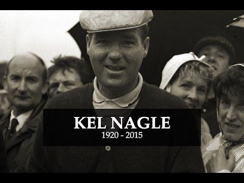 Kel Nagle - the last interview