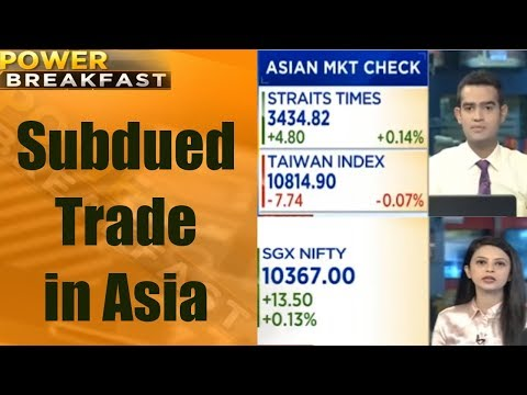 Power Breakfast | Subdued Trade in Asia; NASDAQ Close at Record High | 23rd Nov | CNBC TV18