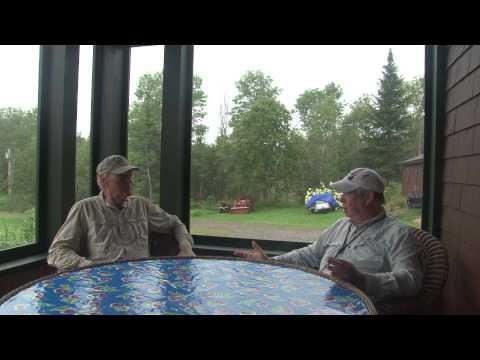 Bird Dogs Afield visits Wild Apple Kennel to discuss Elhew Pointers.
