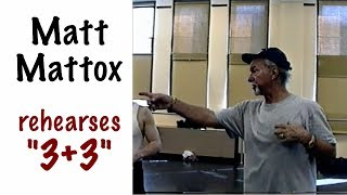 Matt Mattox Jazz Dance Choreography - Jazzart Workshop -