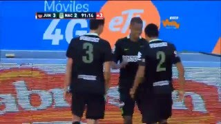 Junior 3 vs 3 Atlético Nacional / Liga Aguila / 2016 l