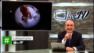40 mil millones de Km de la tierra a Plutón / Highlights 140715
