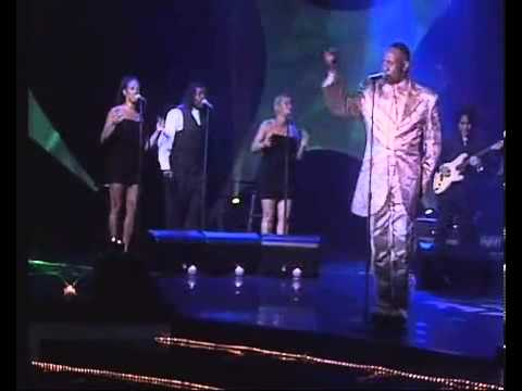 FREDDIE JACKSON   Have you ever loved somebody LIVE)