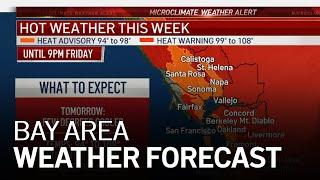 Bay Area Forecast: When Hot 100s Fade