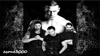 WWE John Cena and The Shield Theme Song 2013/2014 (Custom)