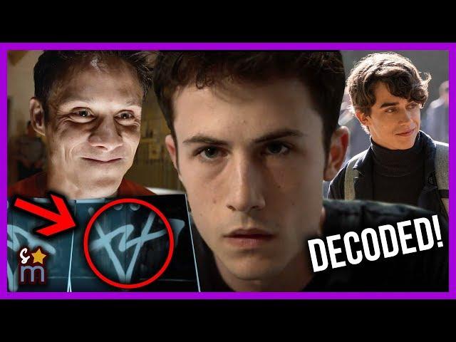 DECODING the 13 REASONS WHY Season 4 Trailer & Theories (Final Season)