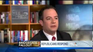 RNC Chairman Reince Priebus on Meet the Press 1/12/14