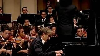 Grieg Piano Concerto in A minor, Op.16 - I.Allegro II parte Jean-Yves Thibaudet Gustavo Dudamel