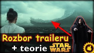 ROZBOR: Star Wars IX trailer + TEORIE: Darth Sidious v Kyber krystalu ?!