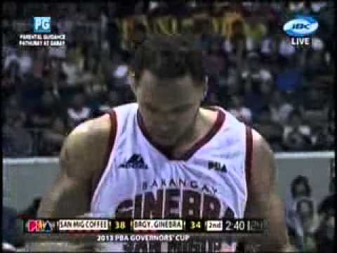 PBA 2013: [FULL GAME] San Mig Coffee Mixers vs Brgy Ginebra San Miguel - 08 September 2013