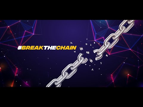 Let us come together and #BreakTheChain