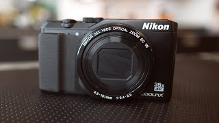 Nikon CoolPix A900 Hands-On And Opinion