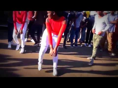 South African Dance Moves 2017