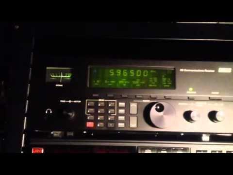 RTM Klasik Nasional FM/R.Satu 5965kHz