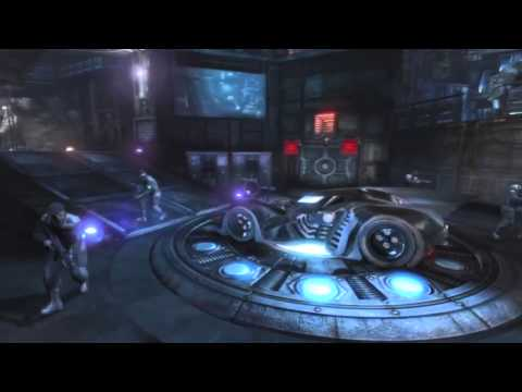 Batman Arkham City: Drown In You-DAUGHTRY |