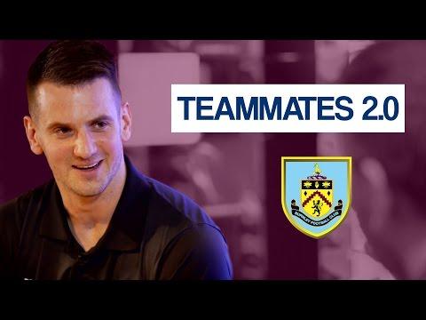 Joey Barton is a teacher's pet! Tom Heaton Teammates 2.0 😳