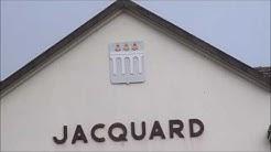 barentin le centre jacquard ( vidéo)
