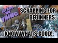 How To Make Money Scrapping Metal For Beginners - Scrap Metal Tips, What To Look For