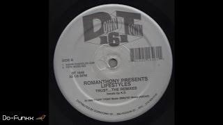 Romanthony - Trust (Kerri Chandler Dub)