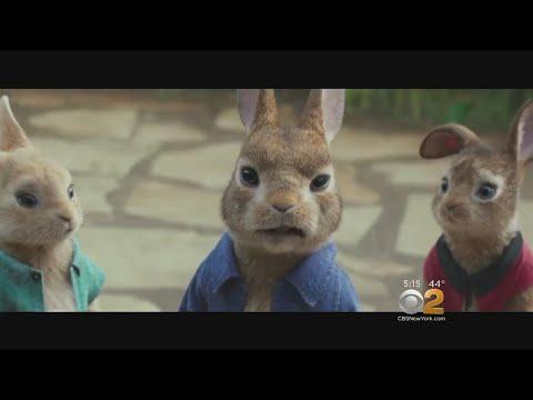 'Peter Rabbit' Team Sorry For Dangerous Allergies Joke In Movie