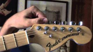 Guitar Tutorial - Step by step guide to Tune Your Guitar
