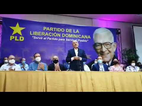 Declaraciones de Danilo Medina tras apresamiento de exfuncionarios este domingo