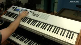 Arturia Keylab 88 MIDI Keyboard review
