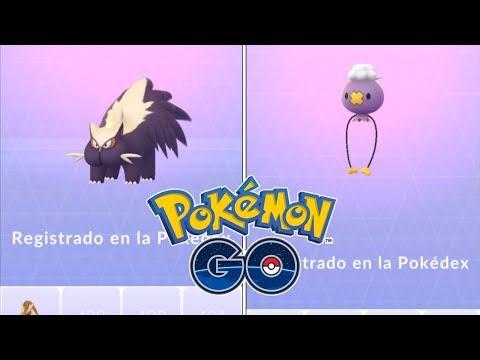 PRIMEROS REGISTROS DEL EVENTO DE HALLOWEEN DE 4 GENERACIÓN! [Pokémon GO-davidpetit] thumbnail
