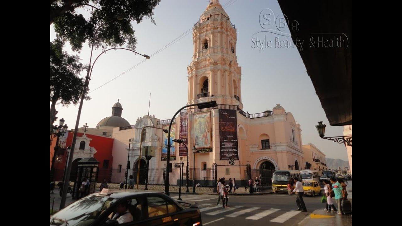 Convento de Santo Domingo Lima