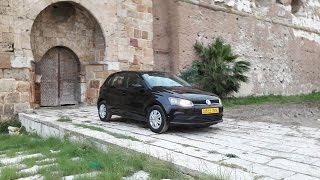 Actuoto: Essai Volkswagen Polo 1.0 60 ch din (populaire) à Tunis فولكسفاقن بولو الشعبية