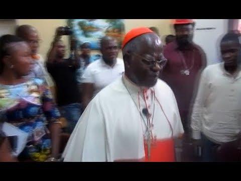 Congo churches attacked