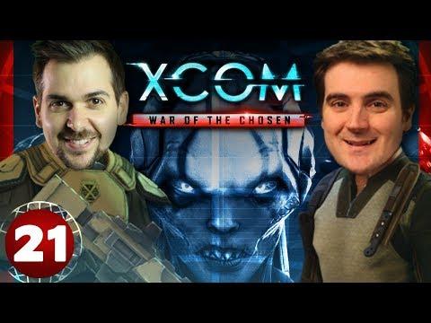 XCOM 2: War of the Chosen #21 - Attacking the Blacksite