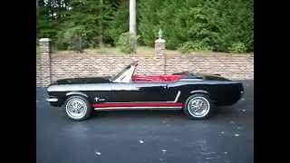 1965 Mustang Convertible for sale at Old Town Automobile in Maryland