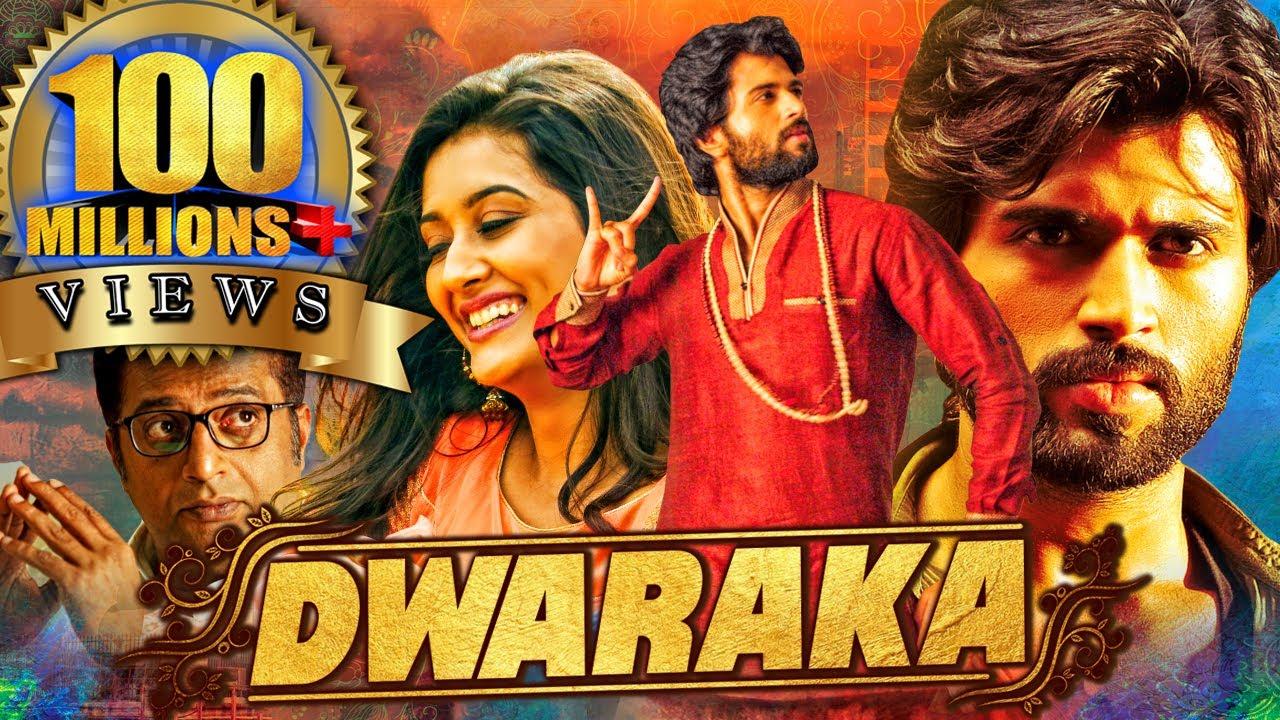Download Dwaraka (2020) New Released Hindi Dubbed Full Movie | Vijay Deverakonda, Pooja Jhaveri, Prakash Raj