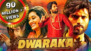 Dwaraka (2020) New Released Hindi Dubbed Full Movie | Vijay Deverakonda, Pooja Jhaveri, Prakash Raj