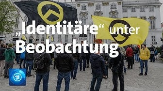 """Verfassungsschutz stuft """"Identitäre"""" als """"rechtsextremistisch"""" ein"""