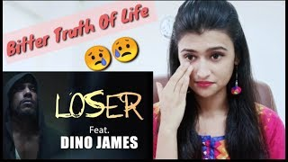 Loser -Dino James l Reaction by Pahadigirl reaction