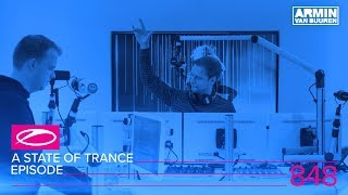 a state of trance episode 848 asot848