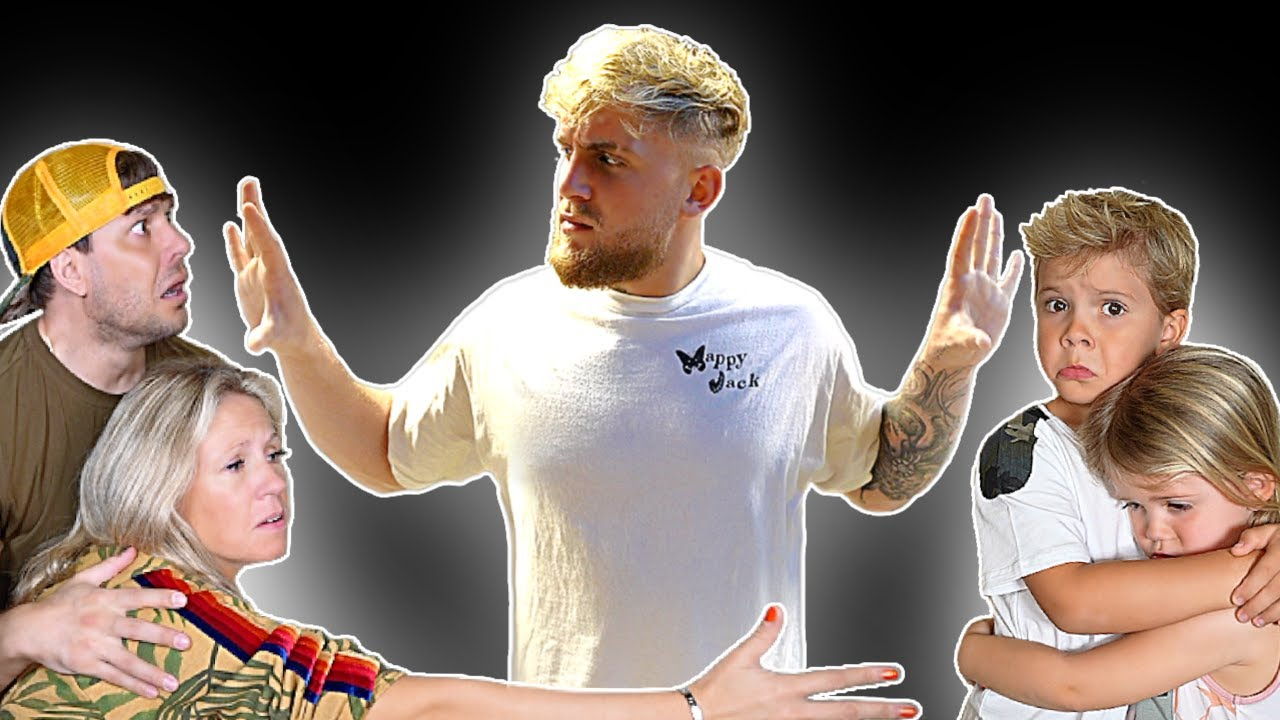 Download Jake Paul is Splitting Up our Family *emotional*