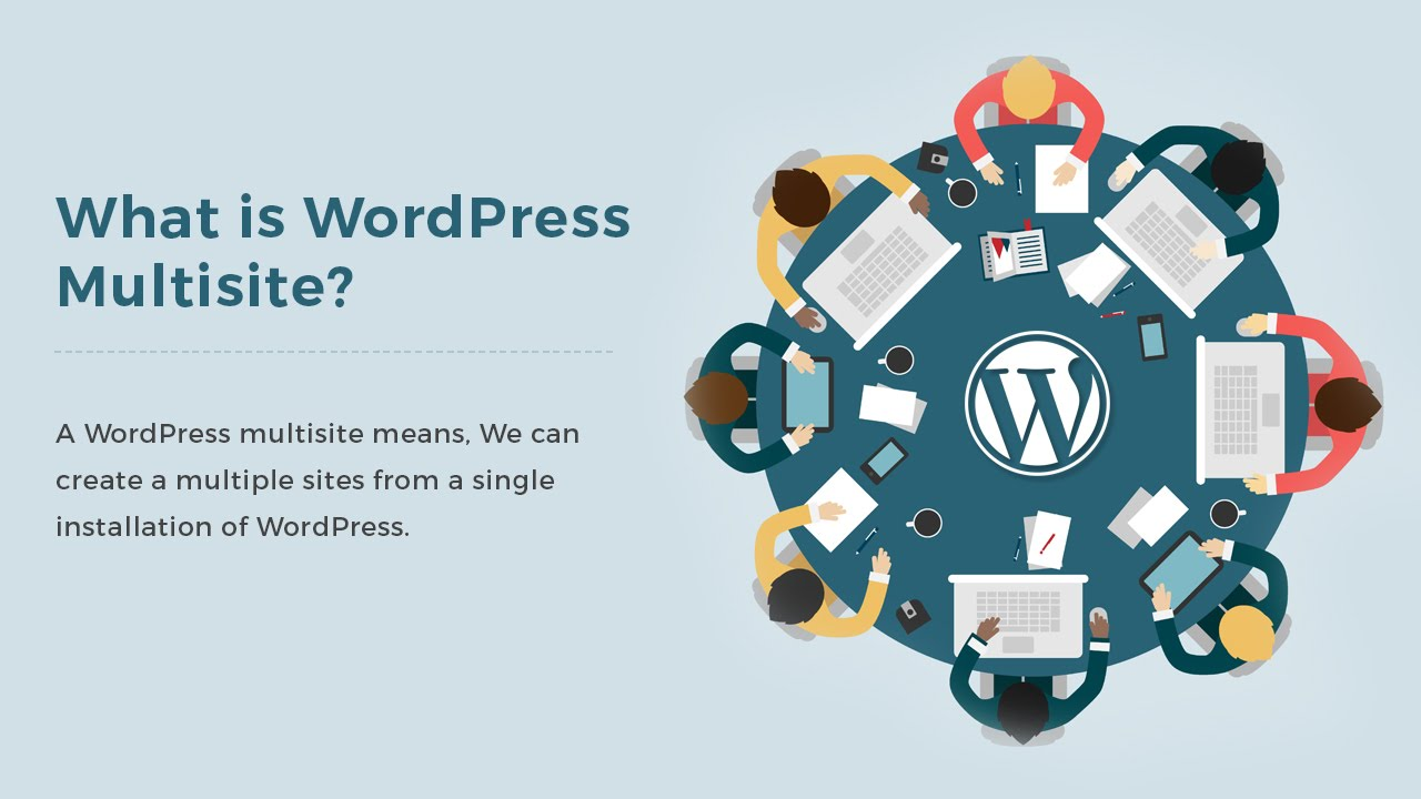 How to Setup WordPress Multisite for beginners? - YouTube