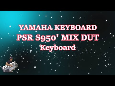 yamaha psr s950 dangdut mix'style (Internal)
