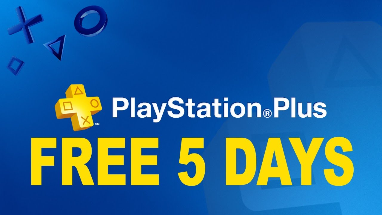 PlayStation Plus FREE 5 Days U0026 Discount Code January   YouTube  Free Discount Vouchers