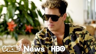 Milo Yiannopoulos & Writers Strike: VICE News Tonight Full Episode (HBO)
