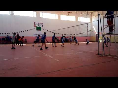 Volley ball Timgad.IRBT