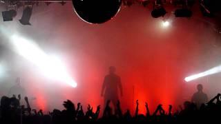 "One Fine Day live in Hamburg mit ""My Heart Is On Fire"" - 02.10.2011"